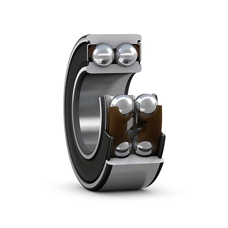Chrome Steel Double Row Kotna Kontakt kroglični ležaji