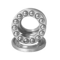 Chrome Steel Aksialni kroglični ležaji